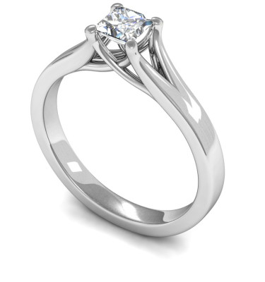 Leola Diamond Engagement Ring-970