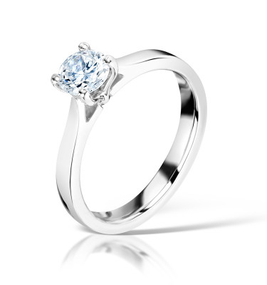 Alicia Diamond Engagement Ring-1252