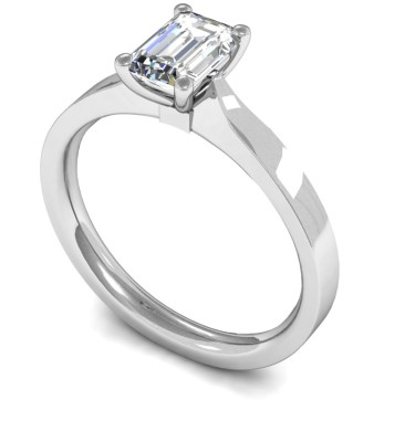 Allison Diamond Engagement Ring-829