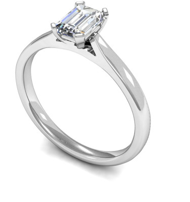 Alyona Diamond Engagement Ring-835