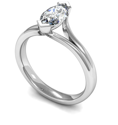 Cara Diamond Engagement ring-862
