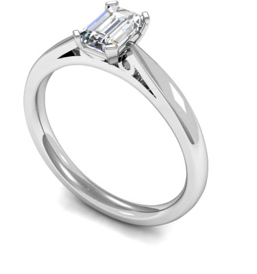 Daisy Diamond Engagement Ring-844