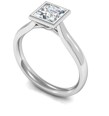 Donalynn Diamond Engagement Ring-1237