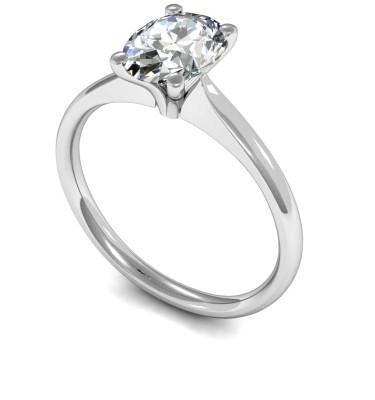 Emilia Diamond Engagement Ring-895