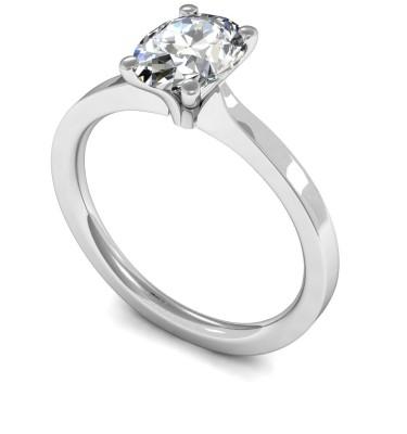 Eris Diamond Engagement Ring-904