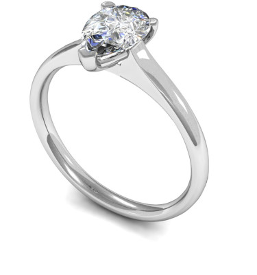 Evangeline Diamond Engagement Ring-1195