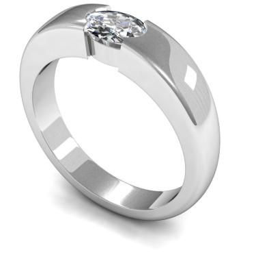 Fausta Diamond Engagement Ring-898