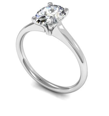 Ivanna Diamond Engagement Ring-907