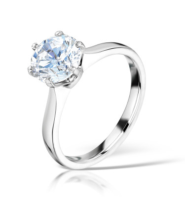 Krystelle Diamond Engagement Ring-1264