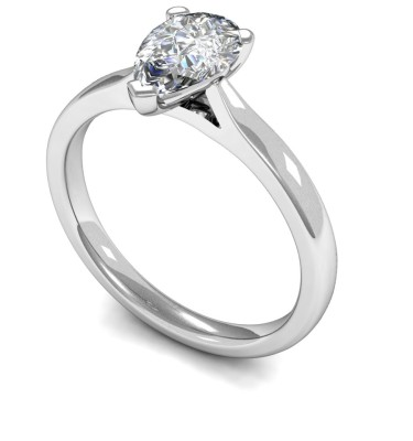 Lily Diamond Engagement Ring-1210