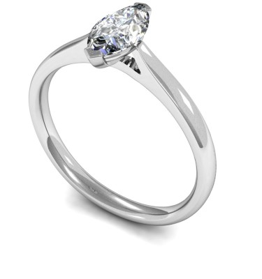 Luvenia Diamond Engagement Ring-874