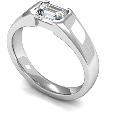 Maya Diamond Engagement Ring-826
