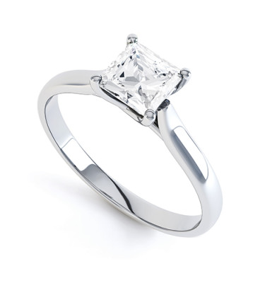 Jasmine Diamond Engagement Ring-1243