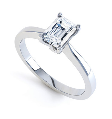 Carlie Diamond Engagement Ring-841