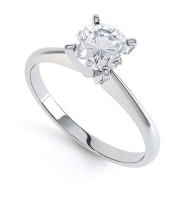 Angelique Diamond Engagement Ring-2594