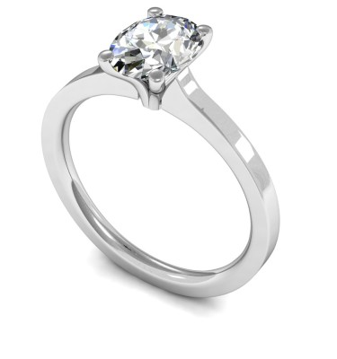Silvana Diamond Engagement Ring-1186