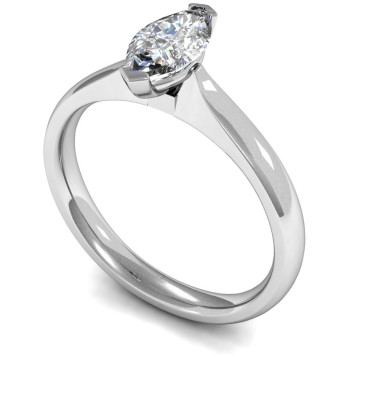Tia Diamond Engagement Ring-883