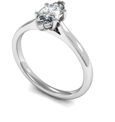 Verda Diamond Engagement Ring-886