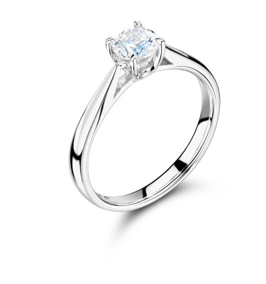 Victoria Diamond Engagement Ring-1276
