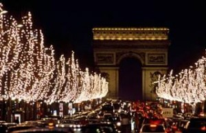 Arc De Triomphe in Paris - As voted by our Jewellery Quarter showroom customers