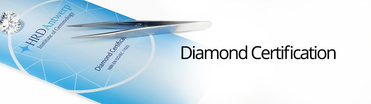 Diamond Certification banner