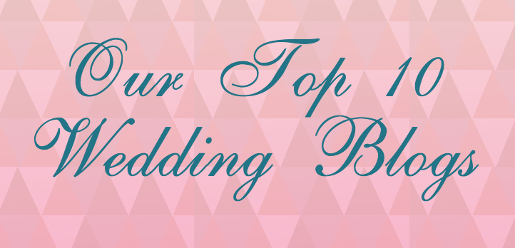 Top 10 wedding blogs