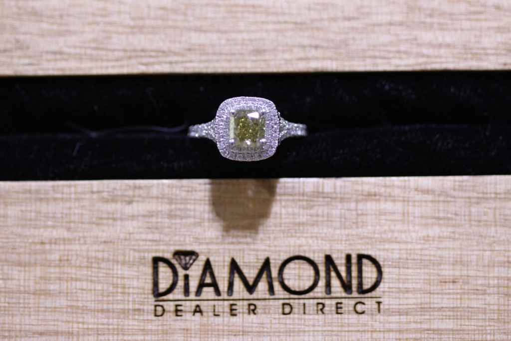 best christmas gift idea a diamond ring