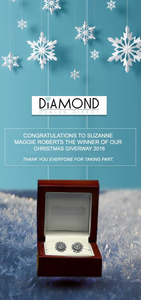 christmas giveaway winner