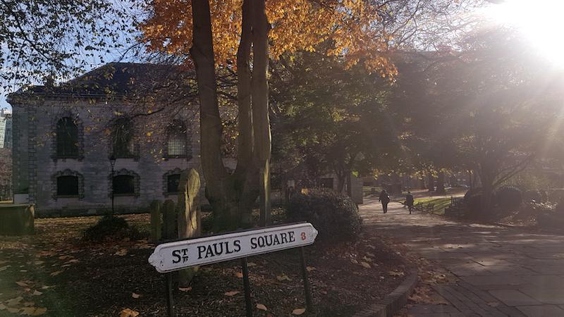 st. pauls square the jewellery quarter