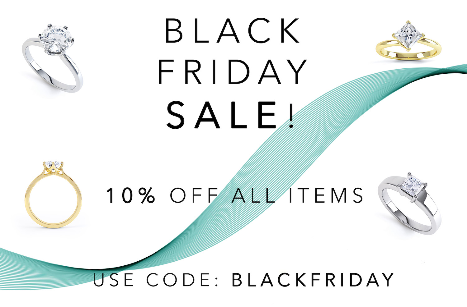 Black Friday Sale now on! 10% off all items! Use code BLACKFRIDAY on checkout