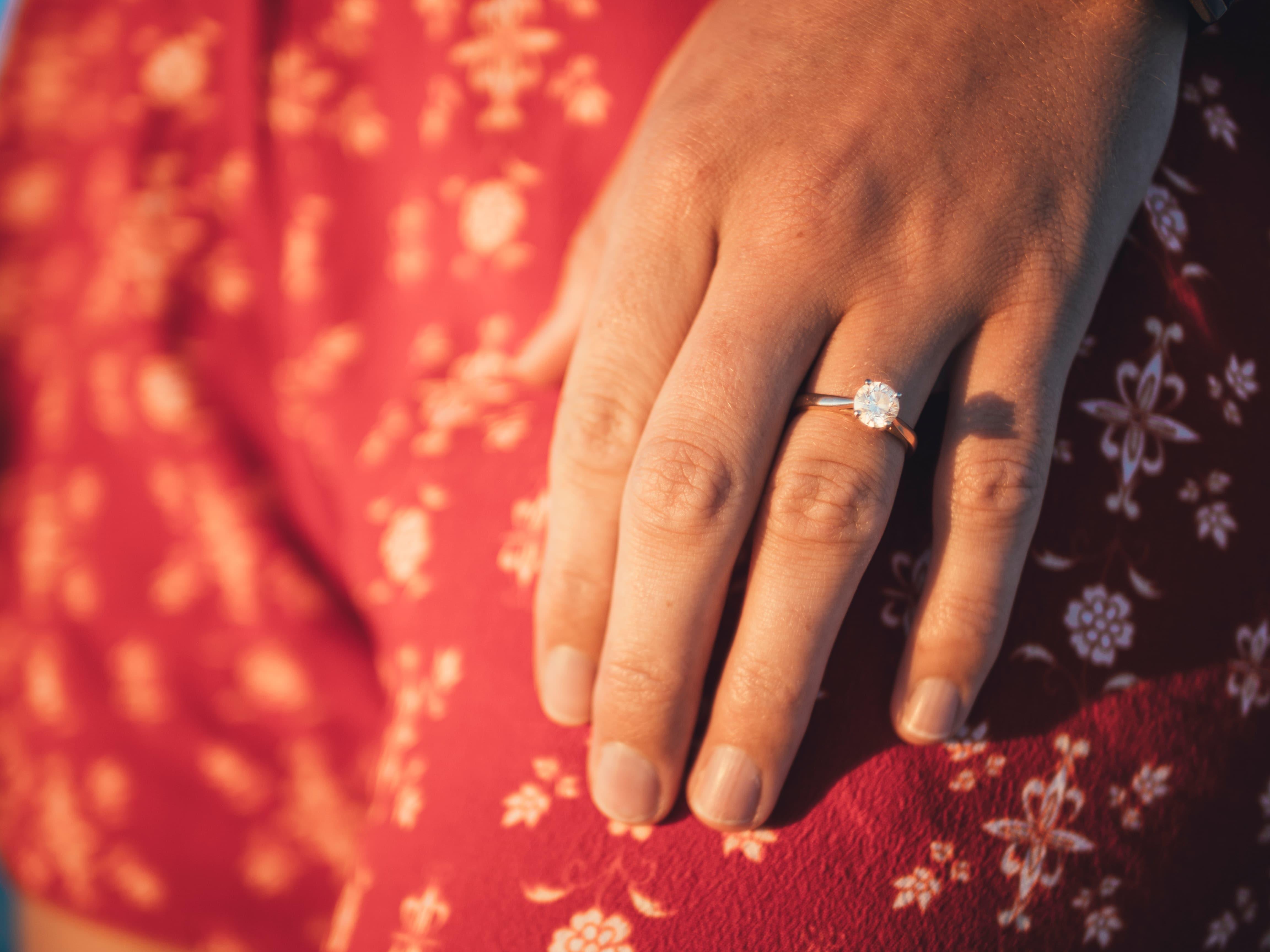 engagement ring settings