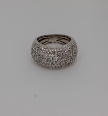 2ct round diamond dress ring